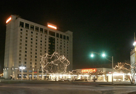 Ameristar Casino in East Chicago notched its first monthly year-to-year revenue gain in November, with the boat raking in almost $20 million in total revenue, a 0.4 percent increase as compared to November 2009. The five Northwest Indiana boats brought in $93.7 million in total revenue in November, with four out of five boats reporting increased takes as compared to the same month a year ago. (Photograph by John Luke/The Times.)