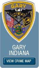 Gary Crime Map