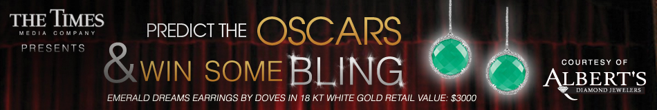 2014 Oscar Bling Contest