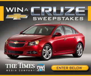 The Times - Win a Cruze Sweepstakes