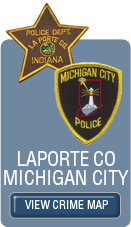 Michigan City Crime Map