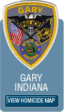 Gary Crime Map - Homicide