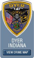 Dyer Crime Map
