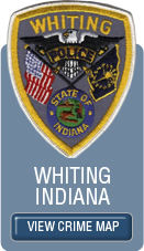 Whiting Crime Map
